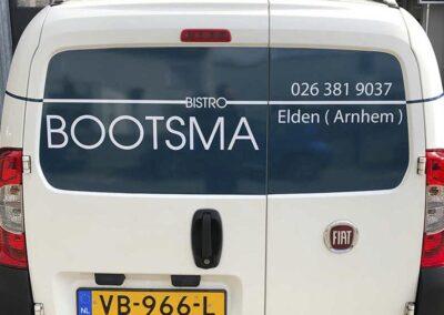 Copy Kronenburg Auto Belettering Bootsma