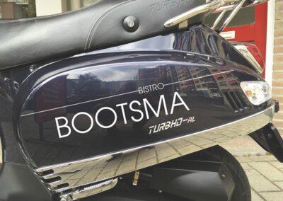 Copy Kronenburg Belettering Scooter Bistro Bootsma