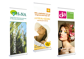 Roll-up banners - portfolio