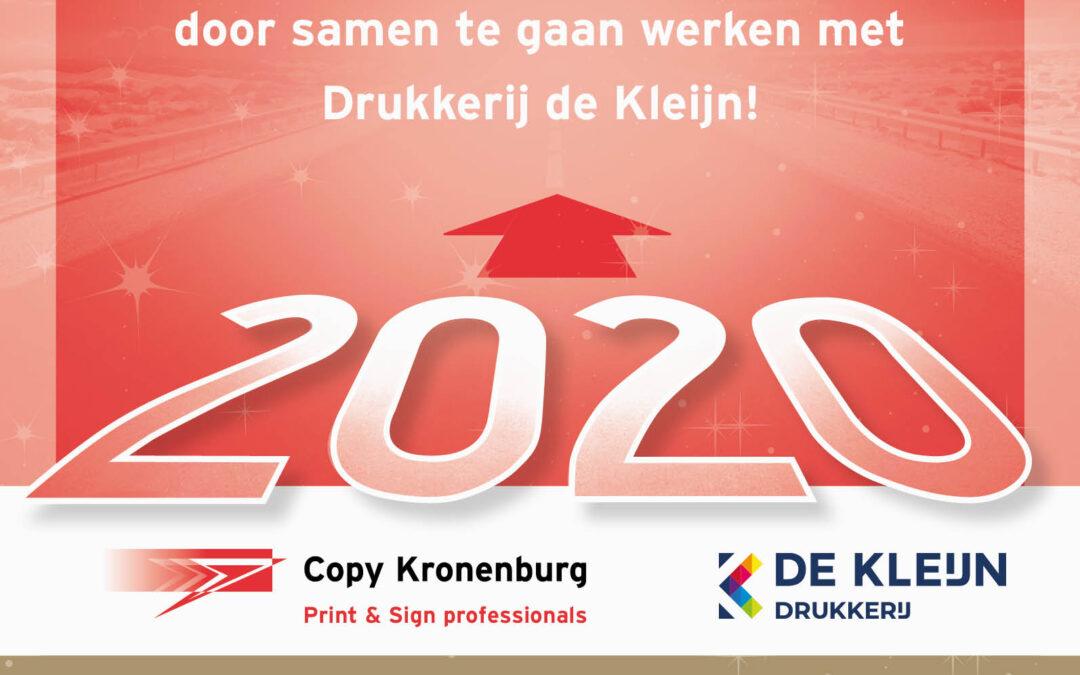 Een andere start in 2020